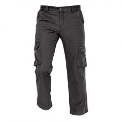 CRV Rahan téli bélelt munkavédelmi nadrág fekete színben