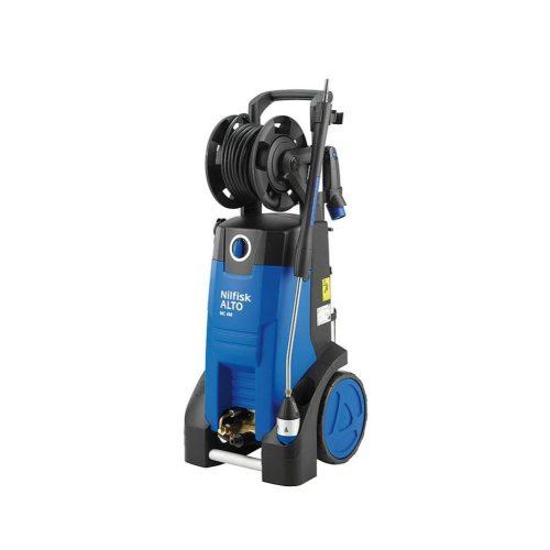 Nilfisk-BLUE MC 4M 160/620 XT hidegvizes magasnyomású mosó, tömlődobbal