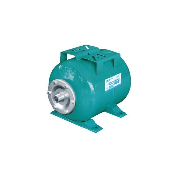 LEO 50 literes fekvő hidrofor, házi vízmű tartály