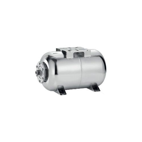 PENTAIR INOX N 24 literes fekvő hidrofor, házi vízmű tartály