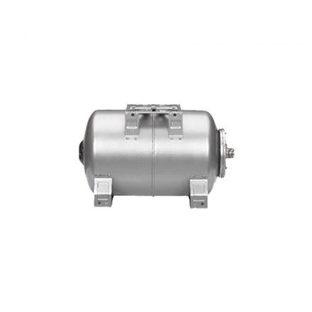 AQUAFILL INOX 50 literes fekvő hidrofor, házi vízmű tartály