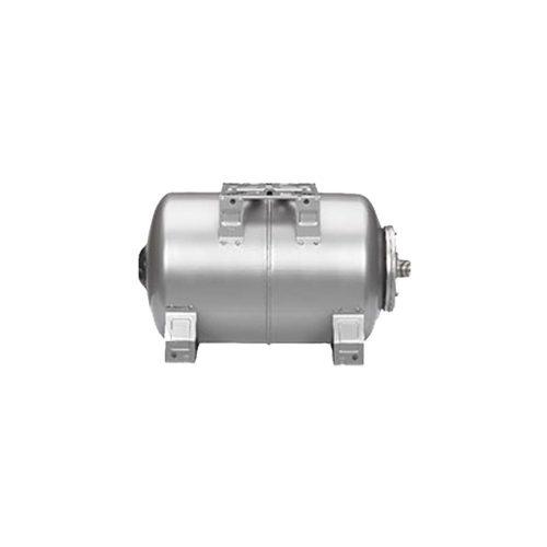 AQUAFILL INOX 100 literes fekvő hidrofor, házi vízmű tartály