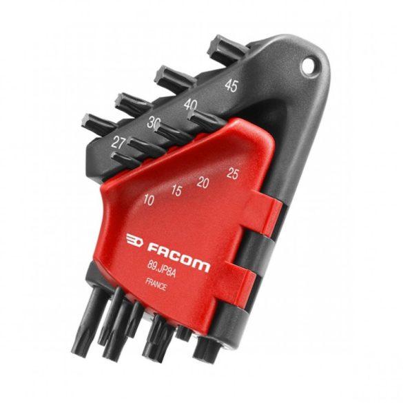 Facom TORX kulcs készlet Imbuszkulcs forma