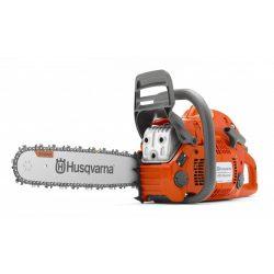 """Husqvarna 455E RANCHERII 15"""" benzinmotoros láncfűrész"""