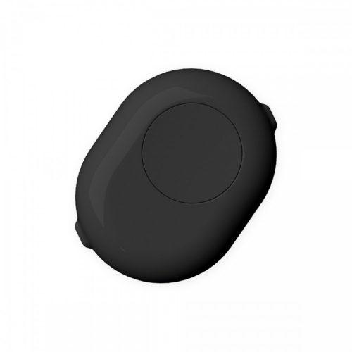 Shelly Button (fekete) védőtok gombbal Shelly 1 és Shelly 1PM relékhez