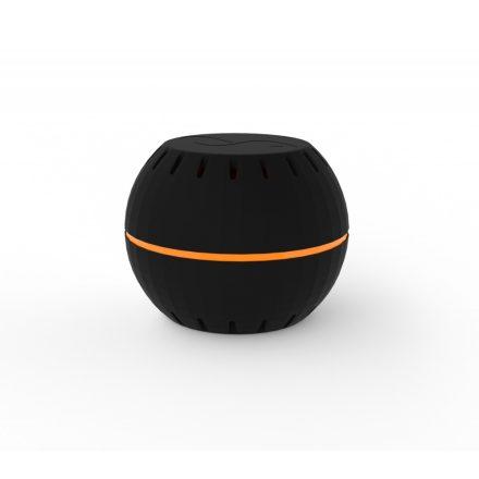 Shelly H&T Wi-Fi-s páratartalom és hőmérséklet szenzor (fekete)
