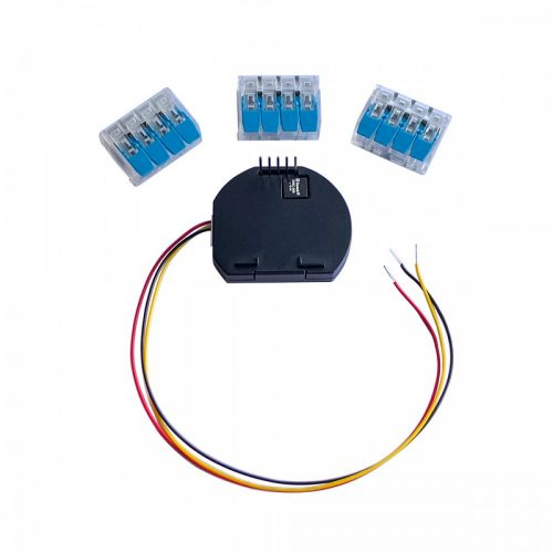 Shelly hőmérséklet szenzor adapter Shelly 1 / Shelly 1PM-hez DS18B20 hőmérséklet-érzékelő csatlakoztatásához