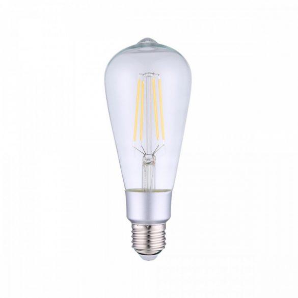 Shelly Vintage (E27, ST64) WiFi-s, fényerő-szabályozható (Edison-design) okosizzó