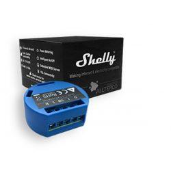 Shelly 1 egycsatornás Wi-Fi-s okosvezérlés