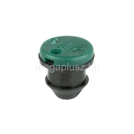 Rivulis Katif csepegtető gomba 8,4 l/h oldalt csepegős, zöld