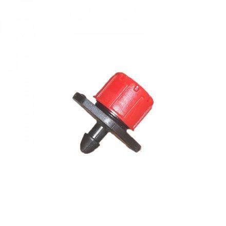 Bokor öntöző gomba szabályozható 0-70L/ó piros