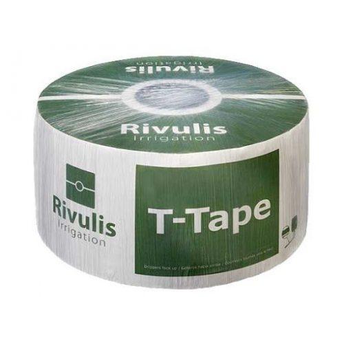 Rivulis T-TAPE csepegtető szalag 6mil 1l/ó