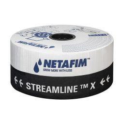 Netafim Streamline X 16060 csepegtető szalag 6mil 20cm 2,2l/ó
