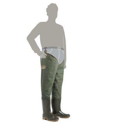 Demar Grand Waders 3190 zöld combcsizma