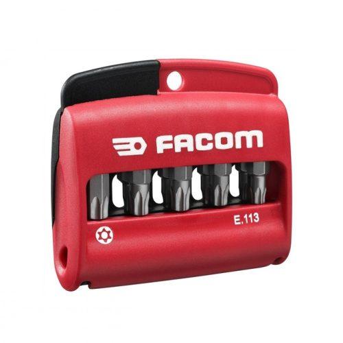 Facom Bit hegy készlet 10 részes resistorx