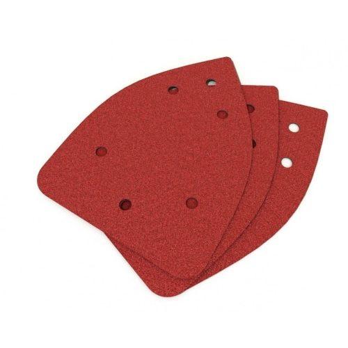 HECHT H001176020 csiszoló papír delta csiszolóhoz 120-as,10 db/csom