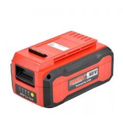 HECHT 005025 B akkumulátor 40V, 2,5Ah AKKU program 5040