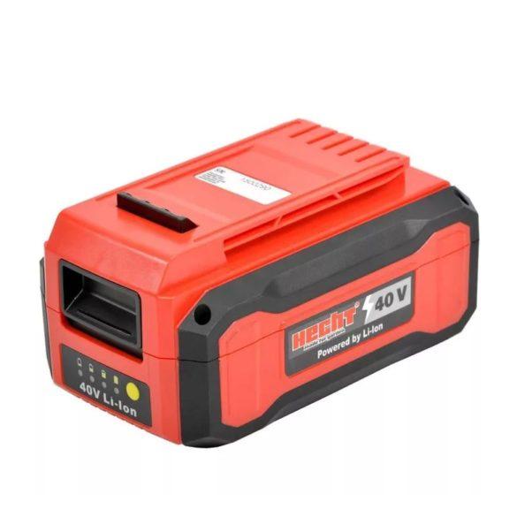 HECHT 005050 B akkumulátor 40V, 5Ah AKKU program 5040