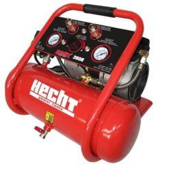 Hecht 2808 kompresszor olajmentes, csendes