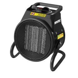 Hecht 3543 hősugárzó ventillátorral és termosztáttal, 3000W