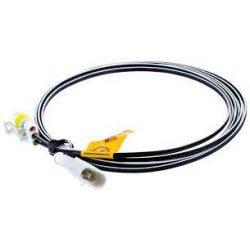 Husqvarna 105/305/310/315/315X/405X /415X/420/430X/520 töltő kábel 3m