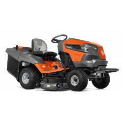 Husqvarna TC242TX fűnyíró traktor fűgyűjtős