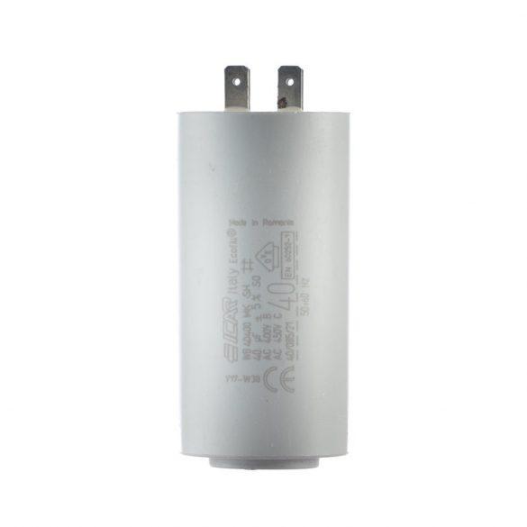 Leo XJWm 180/51, 140/60, 100/76 szivattyúhoz kondenzátor 40ΜF