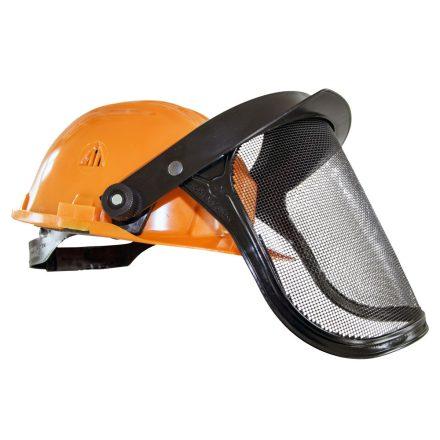 Rock Safety TIP100-PANORAMA rácsos arcvédő sisak