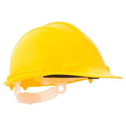 Rock Safety SE1701 PP sárga munkavédelmi sisak