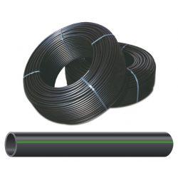 Poliext mezőgazdasági PE cső 50 mm P 6 bar dobra max 100m-ig
