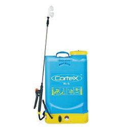 Cortex 16 E akkumulátoros, háti permetező 16L