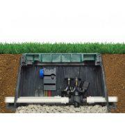 Rain Bird TBOS-BT 4 zónás 9V elemes bluetooth vezérlő