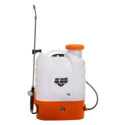 RURIS RS 1800 akkumulátoros háti permetező 18L