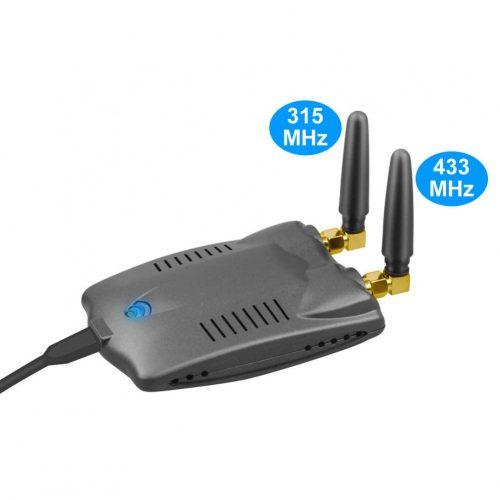 SmartWise RF Bridge 315MHz + 433 MHz Dual RF – WiFi átjáró / gateway