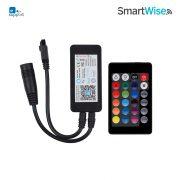 SmartWise WiFi-s RGB LED vezérlés (LED szalag nélkül)