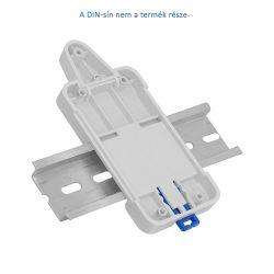 Sonoff DR villamossági szekrényhez DIN-sín adapter Sonoff relékhez