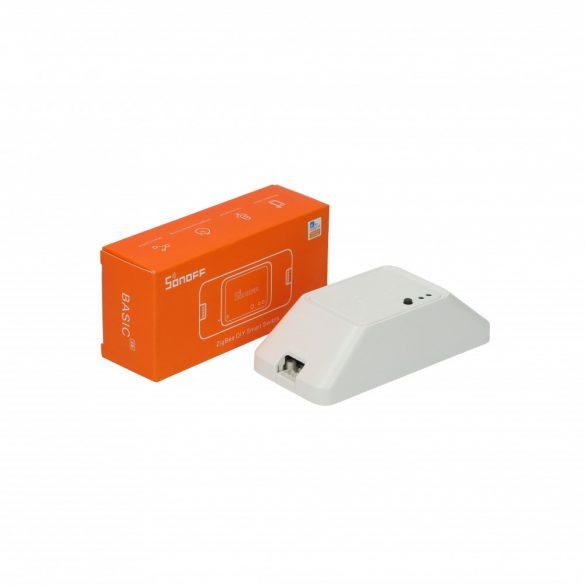 Sonoff Basic ZBR3 Zigbee okos kapcsolórelé