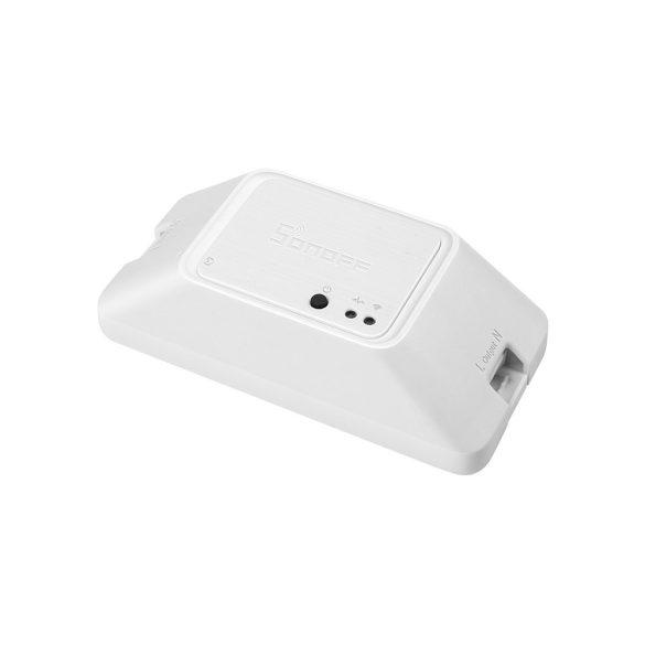 Sonoff RF (R3) WiFi + RF, internetről távvezérelhető kapcsoló relé, DIY-üzemmóddal (REST API)