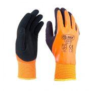 Rock védőkesztyű LRS3033 narancssárga