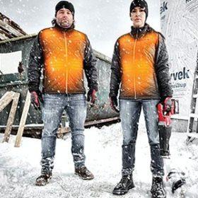 Munkavédelmi téli ruha