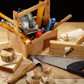 Barkácsolás, építkezés