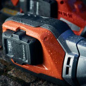 Husqvarna akkumulátorok és töltők